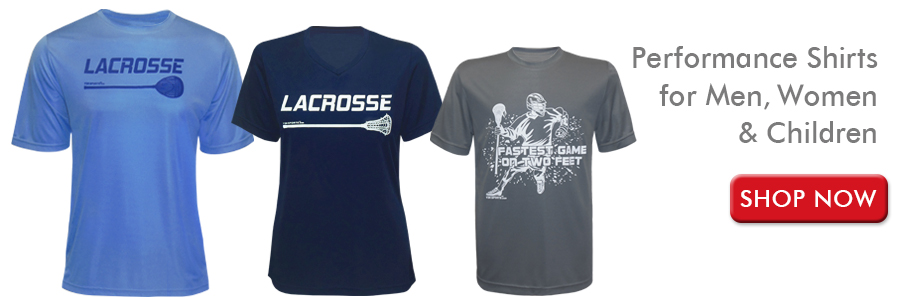 Shop Performance Lacrosse Shirts