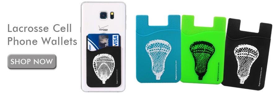 Shop Lacrosse Cell Phone Wallets