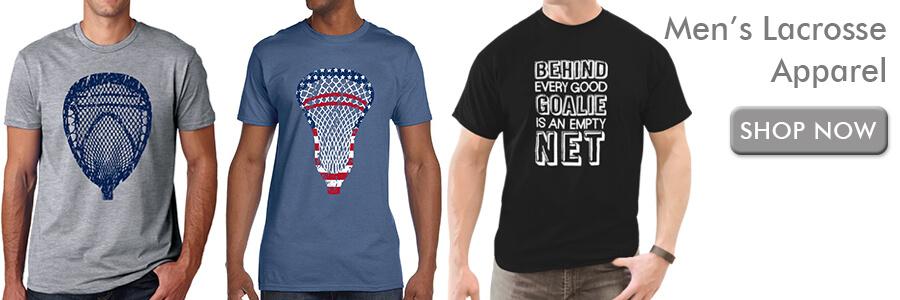 Shop Men's Lacrosse Clothing