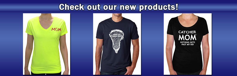 New clothing for men and women!