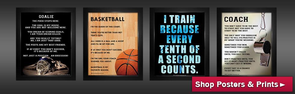 Shop Sports Posters & Prints