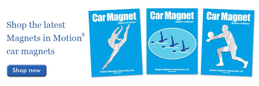 Shop New Car Magnets