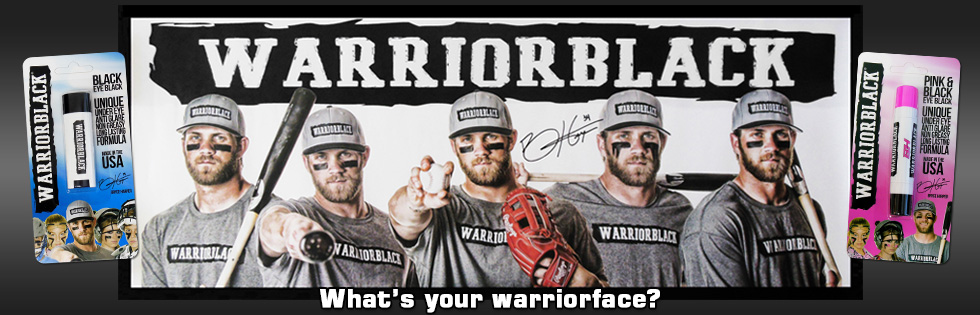 Warriorblack Eyeblack-Free Shipping for a Limited Time!