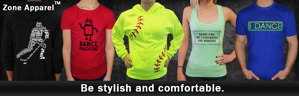 Check out new clothing!