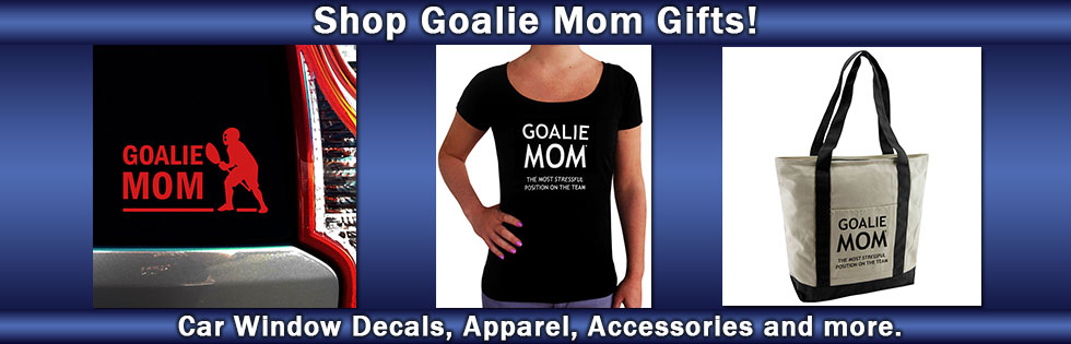 Shop goalie mom gifts!