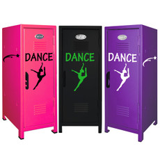 Dancer Mini Locker Trio