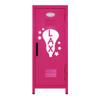Lacrosse Mini Locker Hot Pink