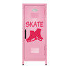 Figure Skating Mini Locker Pink