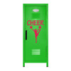 Cheerleader Mini Locker Lime