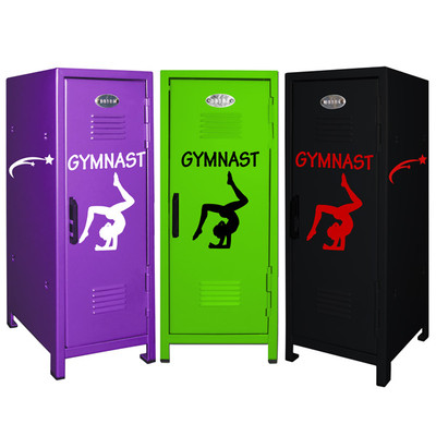 Gymnastics Mini Lockers