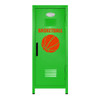 Basketball Mini Locker Lime