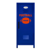 Football Mini Locker Blue