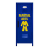 Martial Arts Mini Locker Blue