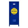 Softball Mini Locker Blue