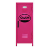 Swimmer Mini Locker Hot Pink