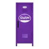 Swimmer Mini Locker Purple