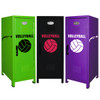 Volleyball Player Mini Locker Trio