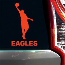 Personalized Team Window Decal