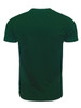 Men's T-Shirt Back View - Forest Green