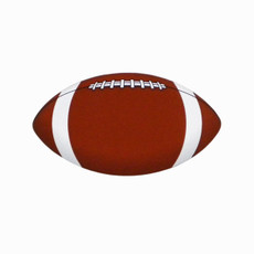 Football Printed Car Magnet