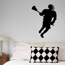 Lacrosse Male Wall Décor