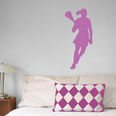 Lacrosse Female 2 Wall Décor