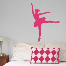 Ballet Dancer Wall Décor