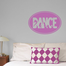 Dance Multi Style Wall Décor