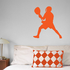 Lacrosse Goalie Male Wall Décor