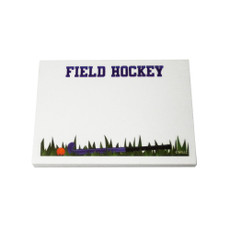 Field Hockey Sticky Notes