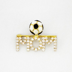 Soccer Mom Pin