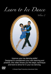 Learn to Ice Dance Vol. 2 DVD