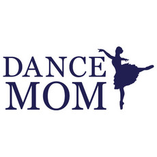 Dance Mom Window Decal