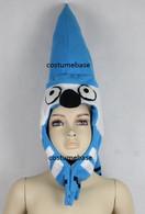 Regular Show MORDECAI HAT Fleece cosplay cap ski