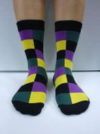 JOKER SOCKS costume sock halloween accessories TDK