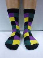 JOKER SOCKS costume sock halloween accessories TDK