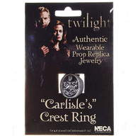 Twilight CARLISLE'S CREST RING NECA