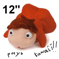"Ponyo By the Cliff 12"" Plushie"