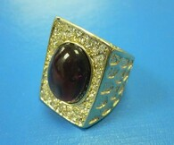 Elvis Presley : BURNING LOVE Ring