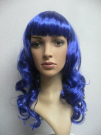 Katy Perry California Girls Candyland Blue Wig