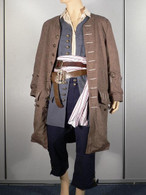 Jack Sparrow Coat POTC Pirate of the Carribean