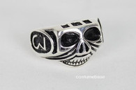 Johnny Depp Skull Ring stainless steel