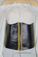 Deluxe Angelica Corset Pirates Of The Caribbean OST
