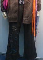 Mad Hatter Embroider Pants