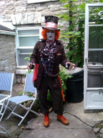 Mad Hatter Full Costume