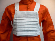 """X-Wing Rebel Fighter Pilot """" White Flak Vest Only """" costumes"""