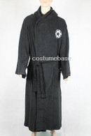 Star Wars Sith Black Bath Robe