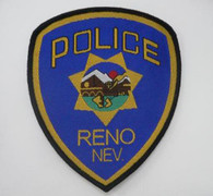 RENO 911 NV Nevada Department POLICE PATCH