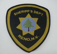 Reno 911 SHERIFF PATCH