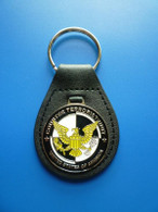 CTU 24 CREST Mini Badge Car Key Holder / Keychain